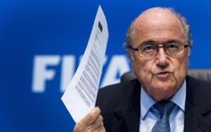 بلاتر لن يحضر المباراة النهائية لكأس العالم