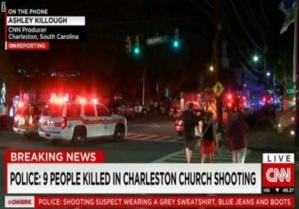 مسلح يقتل 9 في كنيسة بولاية ساوث كارولاينا الأمريكية