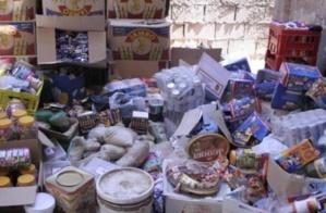 عناصر الأمن بمراكش تحجز مواد غذائية فاسدة داخل مستودع في ملكية