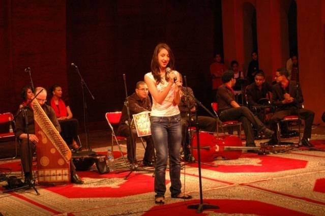 بمراكش: إختتام فعاليات المهرجان الخامس للمواهب الشابة في الغناء والعزف