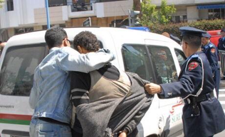 عاجل وحصري: إيقاف شخصين متربصين بالسياح الأجانب قرب ساحة جامع الفنا بمراكش