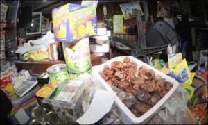 الحملة متواصلة...حجز أزيد من 4 أطنان من المواد الغذائية الفاسدة بقلعة السراغنة