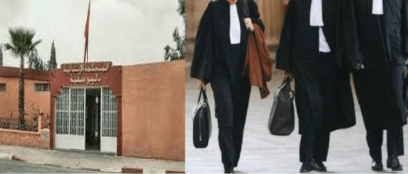 إيداع محام السجن بأسفي بتهمة إنتحال صفة وإستعمال زي هيئة منظمة + تفاصيل حصرية