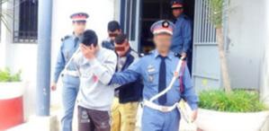 اعتقال شخصين ضمن أفراد عصابة إجرامية متخصصة في سرقة المنازل بتامنصورت ضواحي مراكش