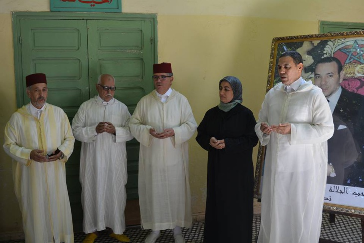 بالڤيديو :والي مراكش بيكرات يعطي انطلاقة عملية إفطار رمضان التي سيستفيد منها 7300 شخص من المعوزين