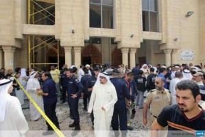 ارتفاع حصيلة الهجوم الانتحاري على مسجد شيعي في الكويت الى 25 قتيلا