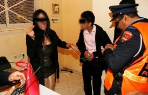 فضيحة: جنس جماعي ومخدرات نهارا في شهر رمضان داخل بيت للدعارة....هافين وكيفاش