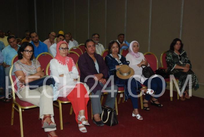 عاجل : أحمد الجابري رئيساً جديدا لجمعية المرشدين السياحين بجهة مراكش اسفي + صور حصرية