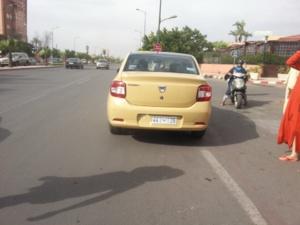 مرة أخرى .. سائق طاكسي يعتدي على صحافية وينتزع منها سلسلتها ومبلغ مالي بمراكش
