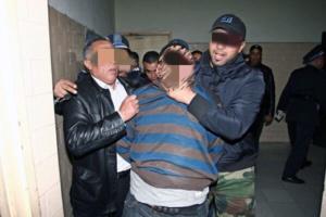 عصابات سـ90 تعود من جديد لتروع سكان مراكش .. والبوليس يعتقل احد أفرادها بجيليز