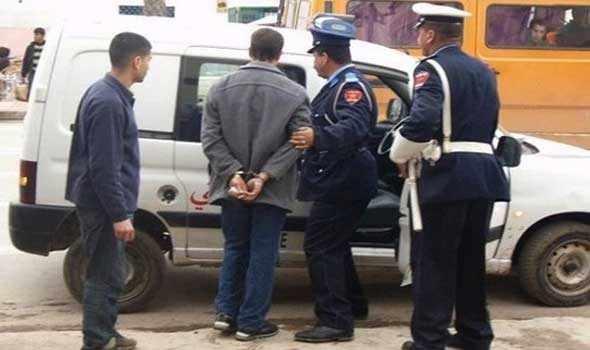إيقاف أفراد عصابة متخصصة في سرقة السيارات بشيشاوة + تفاصيل حصرية