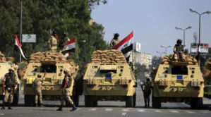 مقتل 4 جنود مصريين وإصابة ثلاثة آخرين في انفجار بشمال سيناء