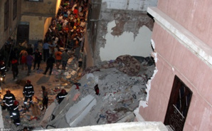 انهيار حائط منزل آيل للسقوط بحي المواسين بالمدينة العتيقة بمراكش
