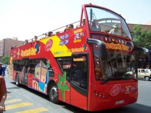 المجلس الجماعي لمراكش يلغي صفقة النقل السياحي و شركة