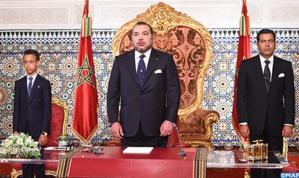الملك في خطاب العرش: ما يحز في نفسي، تلك الأوضاع الصعبة التي يعيشها بعض المواطنين في المناطق البعيدة والمعزولة