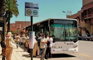 على شاكلة أفلام هوليود..لص يسرق حافلة تابعة لشركة النقل الحضري