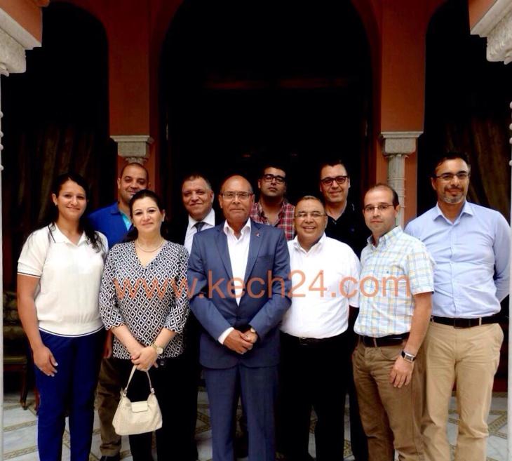 الرئيس السابق لتونس