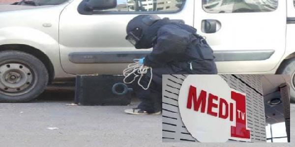 طنجة: القبض على صاحب الحقيبة المشبوهة التي تم العثور عليها قرب مقر