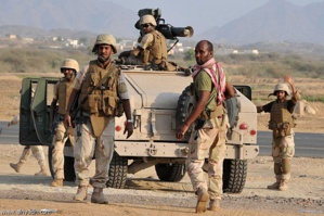مقتل ثلاثة جنود سعوديين في قصف من اليمن عبر الحدود