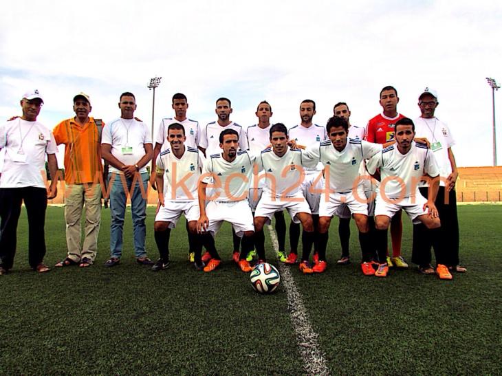 فريق النصر يتوج بطلا لدوري