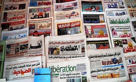 عناوين الصحف: الأمواج تبتلع 12 بحارا إثر غرق مركبهم في الداخلة و