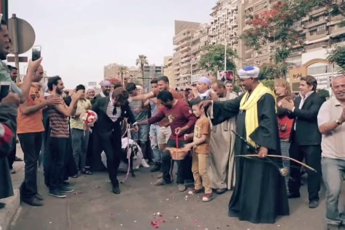 غريب: لصوص يقيمون حفل زفاف من أجل سرقة شقة