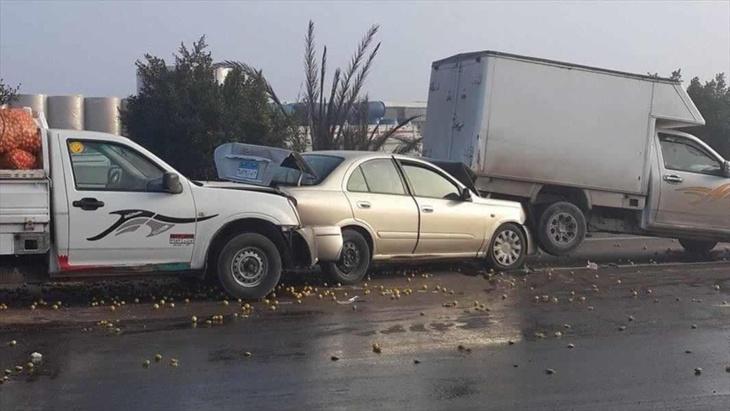 قتيلان و سبعة جرحى في حادثة سير على الطريق الرابطة بين العرائش وتطوان