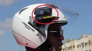 تزويد خوذات الصقور والدركيين بكاميرات عالية الدقة
