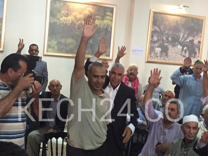 عاجل : الحبيب بن الطالب يفوز برئاسة الغرفة الفلاحية ويحقق إجماعاً غير مسبوق