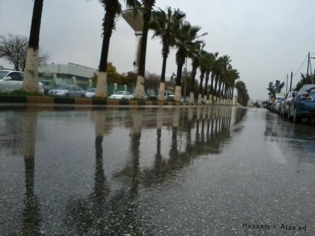 نشرة إنذارية: سبعة مناطق ستشهد زخات عاصفية قوية