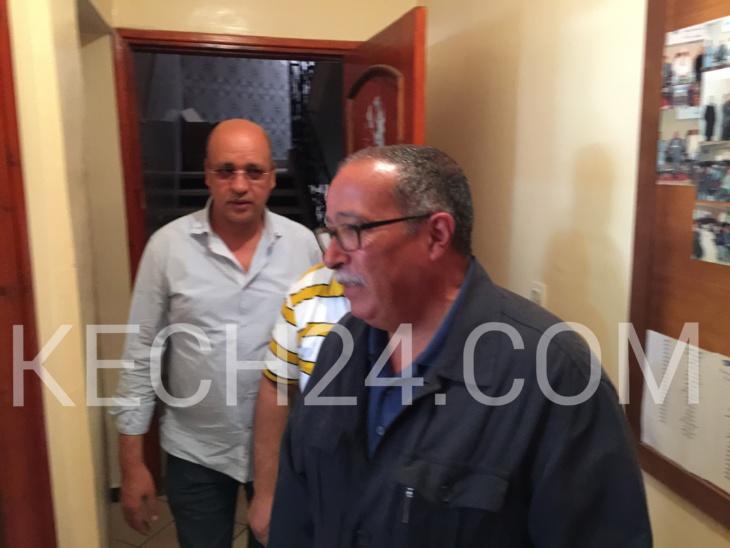 حصري: إبن قلعة السراغنة احمد خشيشن يضع رسميا ترشيحه كوكيل للائحة الجهوية لحزب