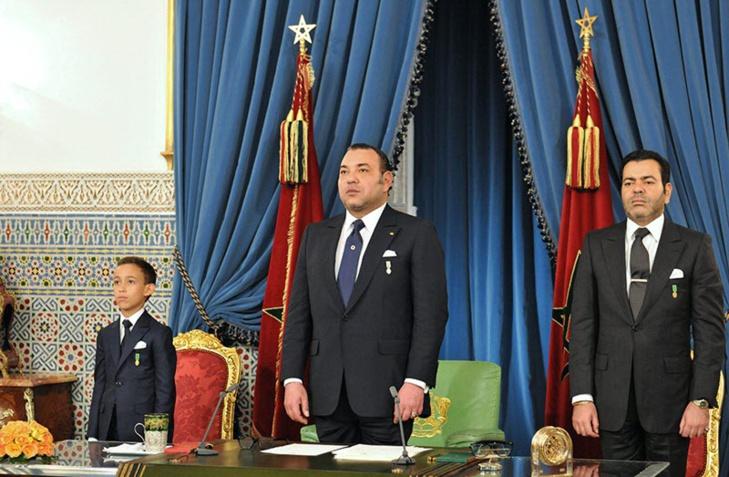 الملك يوجه خطابا للشعب المغربي مساء اليوم بمناسبة الذكرى الـ62 لثورة الملك والشعب