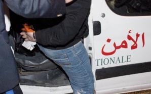الشرطة القضائية تستعين بالرصاص لاعتقال مجرم خطير بمنطقة العزوزية بمراكش