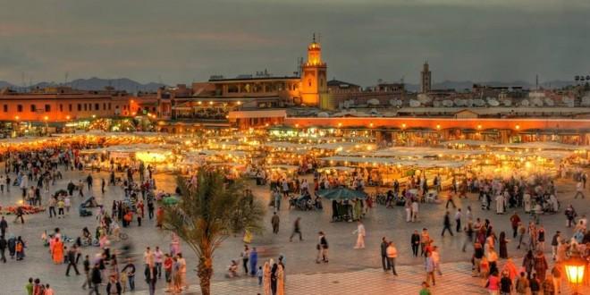 تصنيف مراكش ضمن لائحة المدن التي لا تنام أبدا