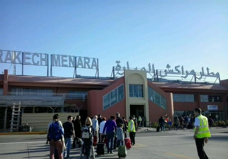 ارتفاع حركة النقل الجوي بمطارات المملكة خلال يوليوز الماضي ومطار مراكش المنارة ثانيا بـ 17,6 بالمائة