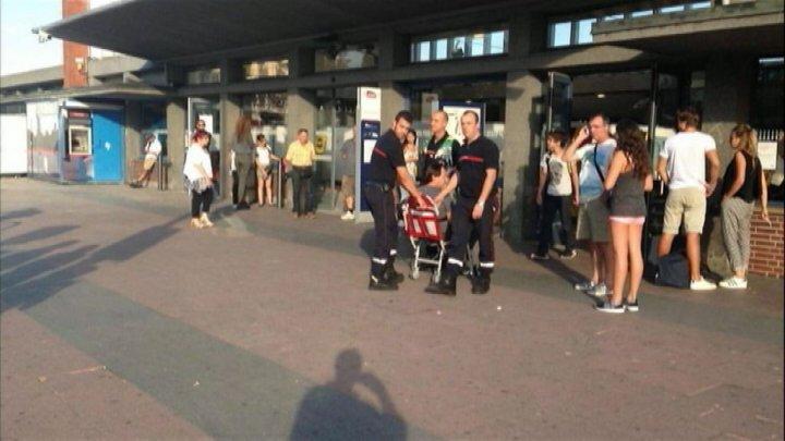 منفذ الهجوم الإرهابي على قطار