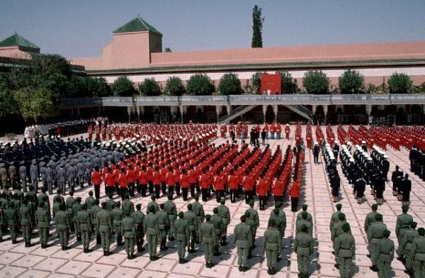 الجيش المغربي في المرتبة الخامسة في لائحة أقوى الجيوش العربية