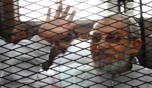 السجن المؤبد لمحمد بديع لمرشد العام لجماعة الإخوان المسلمين بمصر