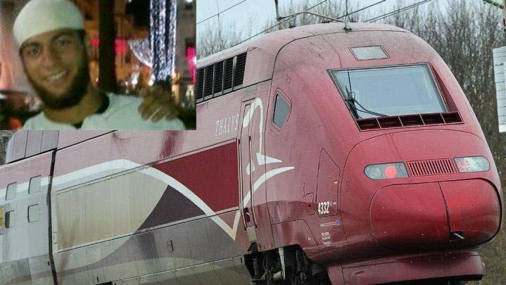 هذا هو مسار المغربي الذي أطلق النار على المسافرين في قطار