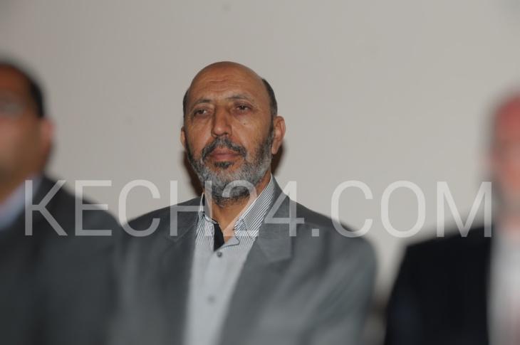 مع بداية الحملة الانتخابية سرقة سيارة محمد العربي بلقايد مرشح البيجيدي بمراكش