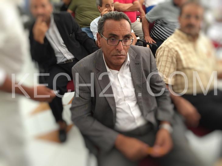 عاجل : انتخاب محمد فضلام عن حزب الاصالة والمعاصرة رئيساً لغرفة التجارة والصناعة والخدمات بجهة مراكش اسفي