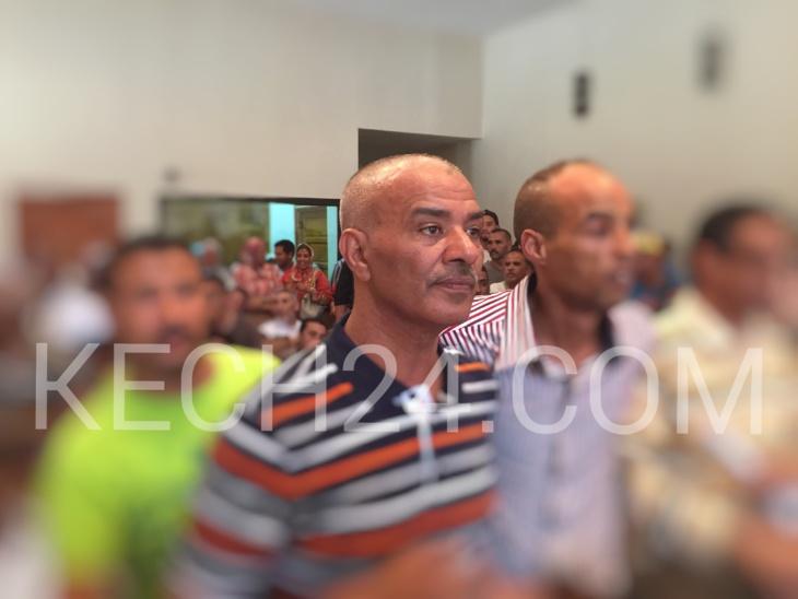 عاجل : انتخاب حسن شوميس عن حزب الاصالة والمعاصرة رئيساً لغرفة االصناعة التقليدية بجهة مراكش اسفي