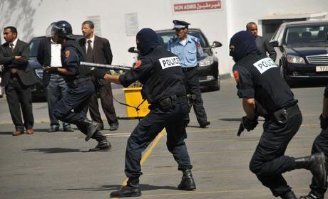 تفكيك شبكة إرهابية بتعاون بين السلطات المغربية والإسبانية