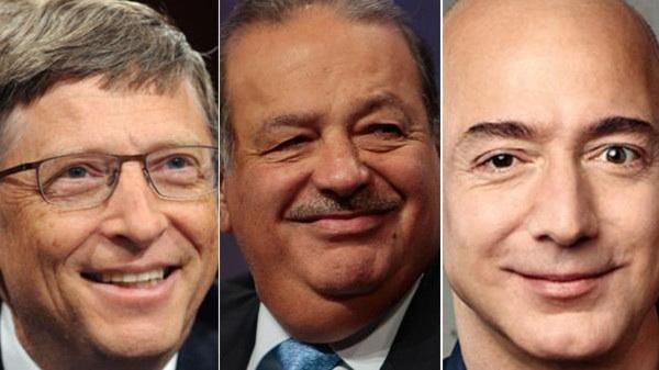 بالتفاصيل:أغنى 400 شخص في العالم خسروا 124 مليار دولار في يوم