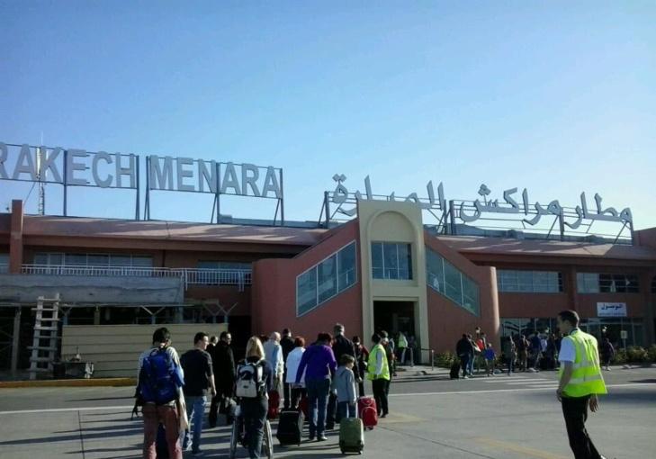 مليونين و335 ألف و615 مسافرا عبروا مطار مراكش المنارة خلال سبعة أشهر