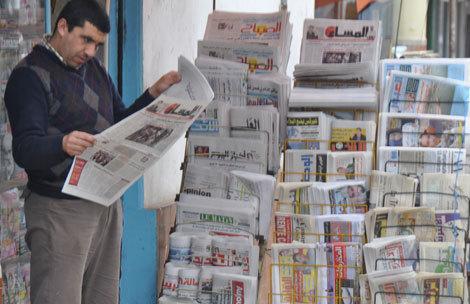 عناوين الصحف: إصابة 9 أشخاص بمرض الجمرة الخبيثة بإقليم ميدلت والدولة خصصت 300 مليون درهم سيذهب معظمها للانتخابات الجماعية والجهوية