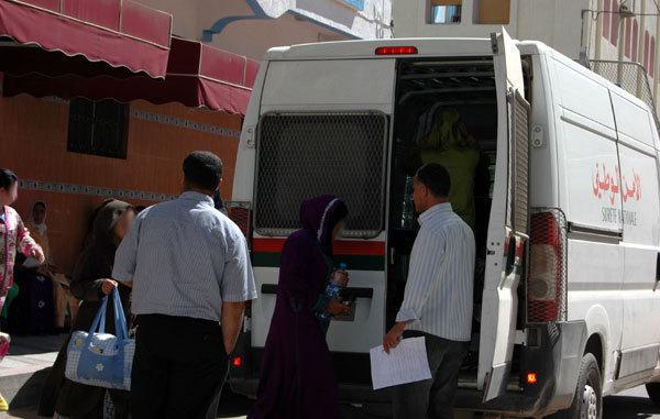 إعتقال سعودي حاول إرشاء الأمن ومومس مغربية متلبسين بممارسة الجنس داخل شقة بحي النخيل بمراكش