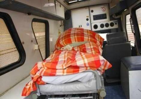 وفاة حامل داخل سيارة إسعاف في طريقها للمستشفى الإقليمي بشيشاوة