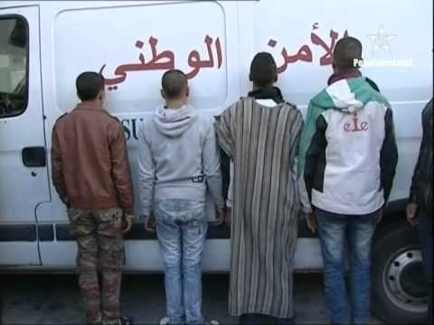 إيقاف عصابة متخصصة في السطو على الشاحنات بتمصلوحت ضواحي مراكش