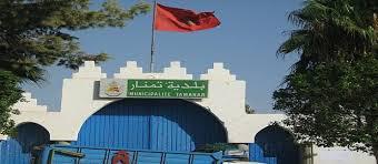 محاصرة رئيس المجلس البلدي متلبسا بتسليم مبالغ مالية للناخبين بضواحي الصويرة